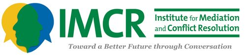 IMCR – Institute for Mediation and Conflict Resolution Logo